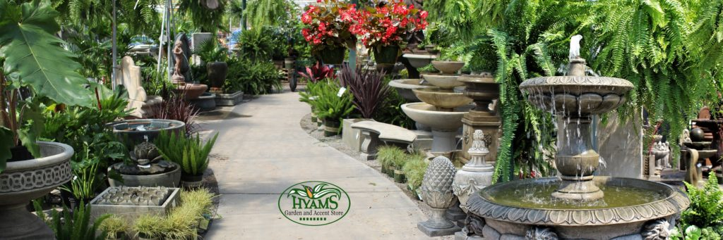 Hyams Garden Center And Accent Store Serving Greater